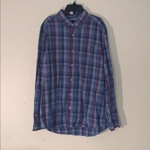 Tommy Hilfiger Flannel Pattern Shirt